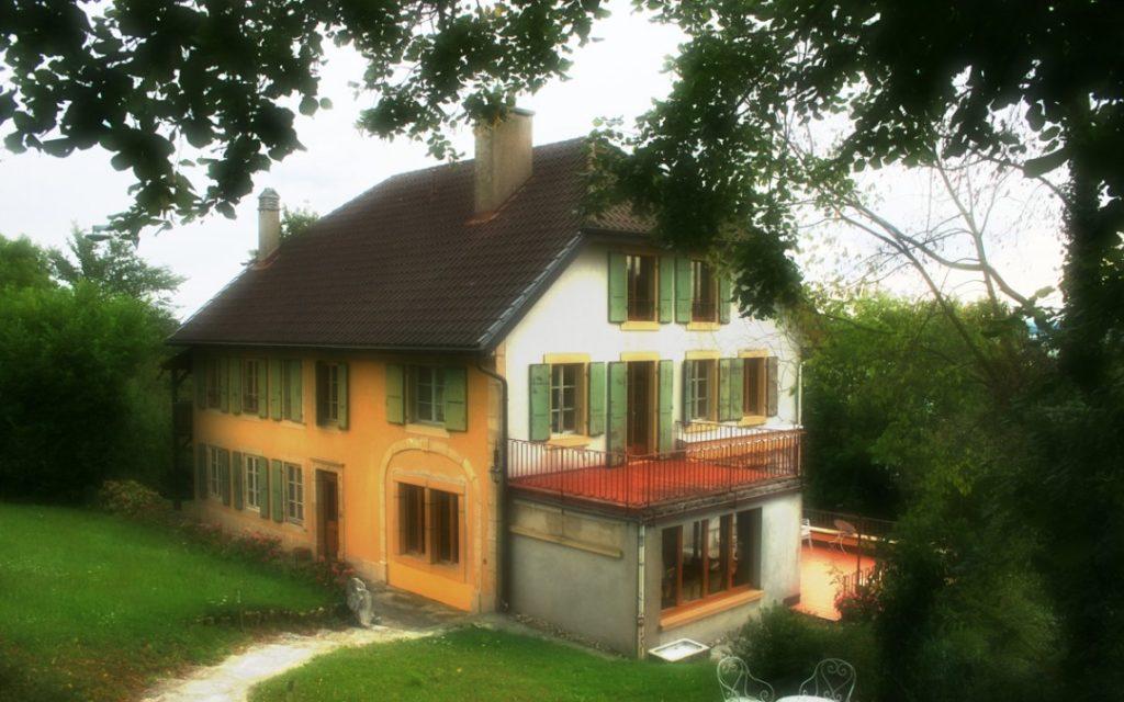 Maison, bâtiment, isolation injectée